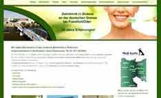 Zahnarzt Ausland Kostengünstiger Zahnersatz Implantate Polen Zahnklinik in Slubice Frankfurt Oder Deutsch-Polnische Grenze