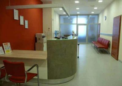 Augenklinik in Polen