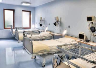 Renommierte Schönheitsklinik in Polen: Postoperativeraum